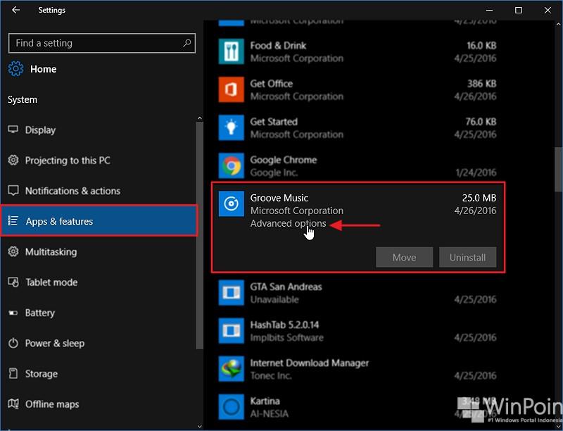 cara mudah reset apps windows 10 (1)