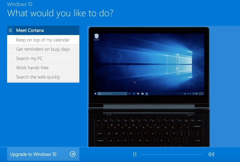 Masih Ragu untuk Upgrade ke Windows 10? Coba Demo Online nya Disini