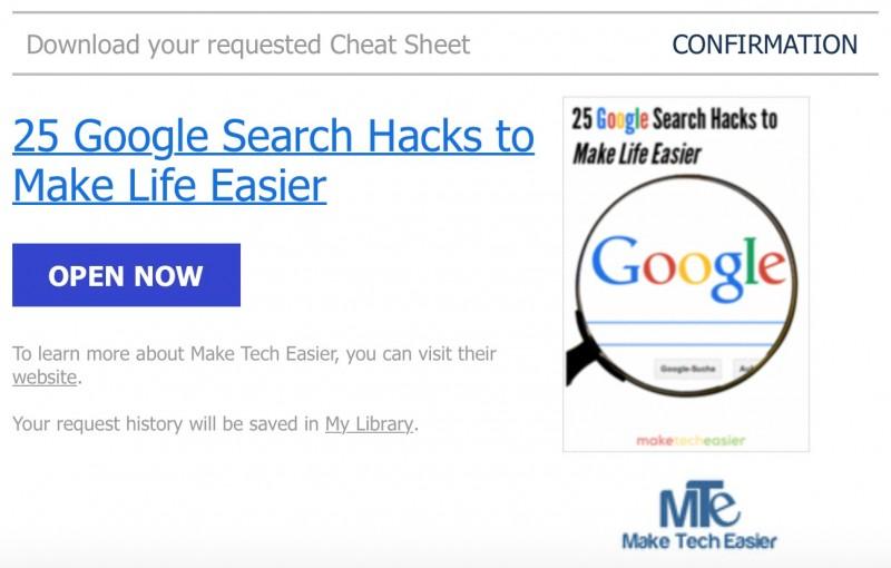 Download Ebook: 25 Google Search Hack untuk Memudahkan Pencarian