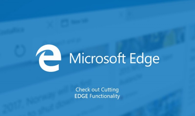 Fitur Baru di Browser Edge Windows 10 Insider Build 14316