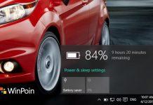 7 Tips Membuat Baterai Laptop / Tablet Windows 10 Lebih Awet