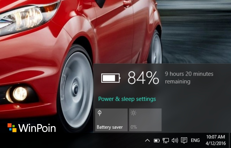 7 Tips Membuat Baterai Laptop / Tablet Windows 10 Lebih Awet