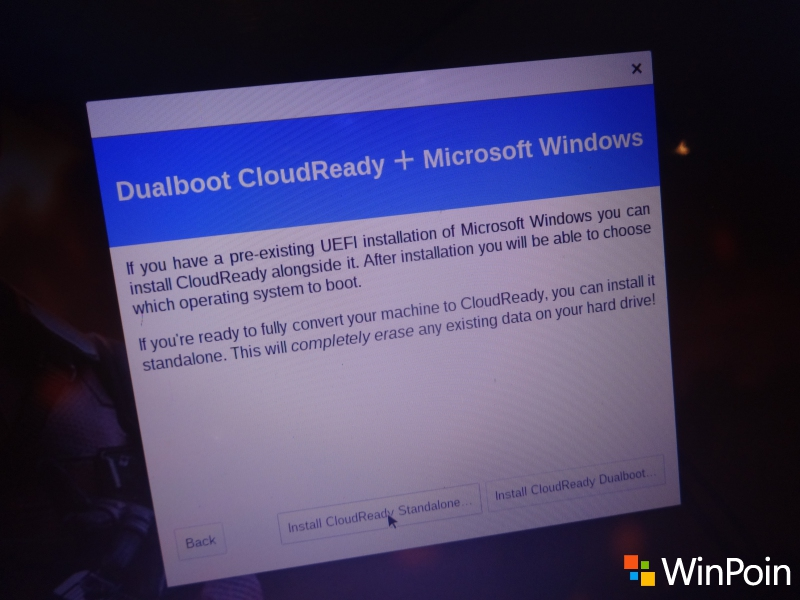 Ubah Laptop Tua Kamu Menjadi Chromebook (Cara Install Chrome OS