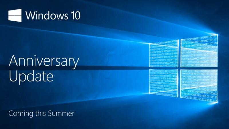 Ada Kode Biner Tersembunyi di Slide Presentasi Windows 10 Anniversary Update (dan Ini Dia Isinya)