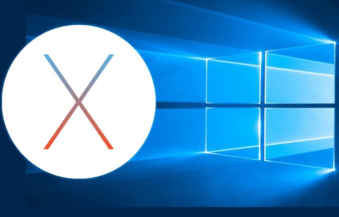 Mana yang Lebih Cepat? Windows 10 atau OS X?
