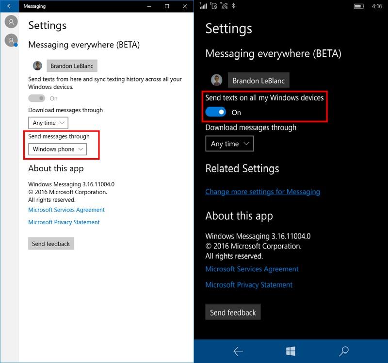 Windows 10 Mobile Build 14327 Telah Dirilis