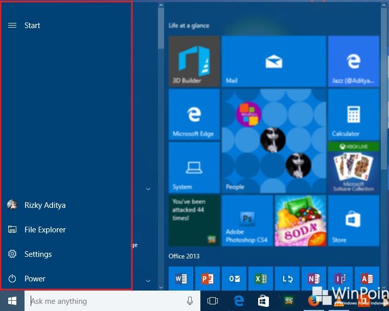 start menu build 14328 (5)
