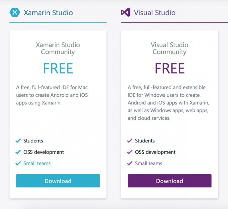 Microsoft Menjadikan Xamarin Open Source dan Gratis untuk Semua Orang