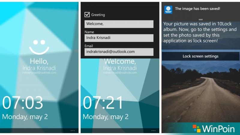 10Lock Windows 10 Mobile-2