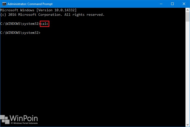 6 cara membuka calculator di windows 10 (5)