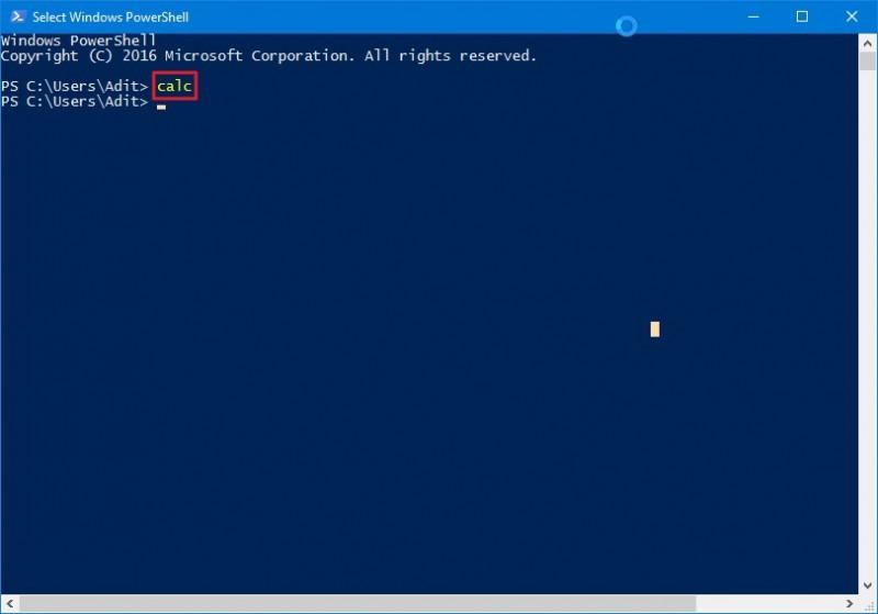 6 cara membuka calculator di windows 10 (6)