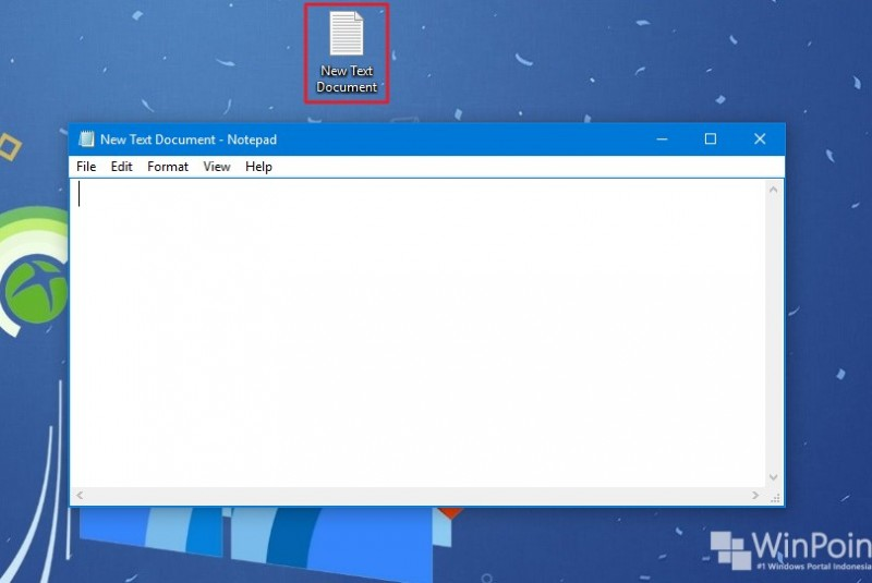7 cara membuka notepad di windows 10 (6)