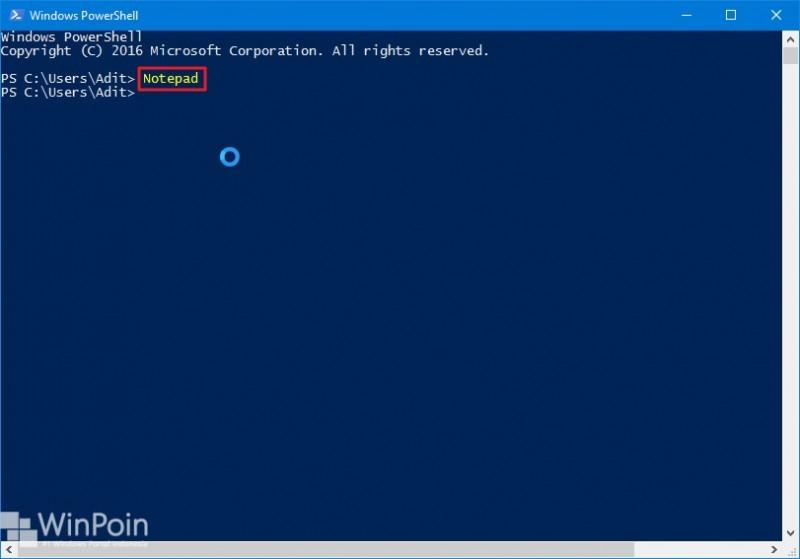 7 cara membuka notepad di windows 10 (9)