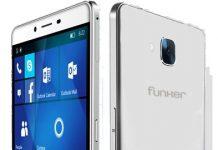 Akhirnya Windows 10 Mobile Funker W6.0 Pro 2 Dijual 5.7 Jutaan