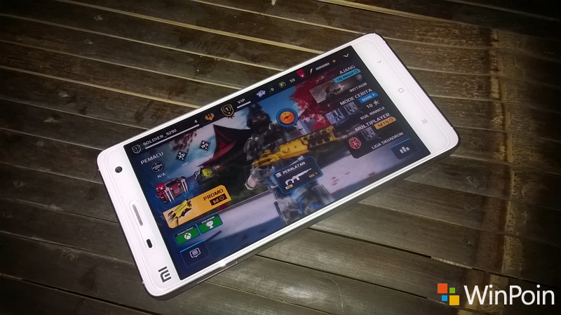 Review Xiaomi Mi4 LTE Windows 10 Mobile Part 2