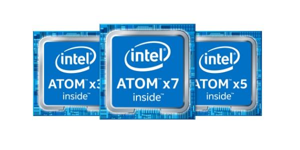 Intel Atom x3 x5 x7