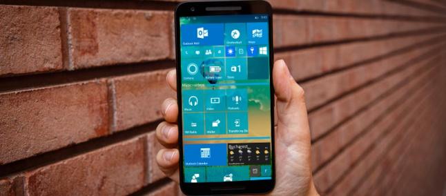 LG-Nexus 5X Windows 10 Mobile