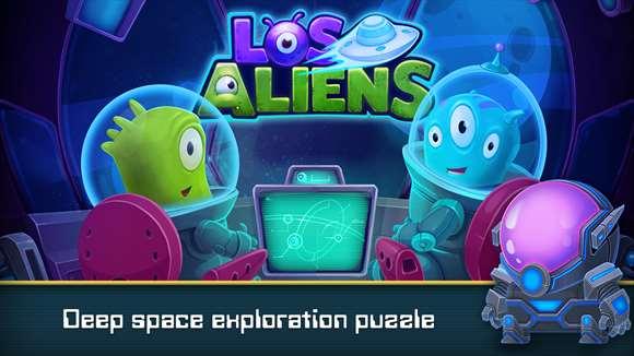Los Aliens, Game Puzzle Unik Dari Game Troopers
