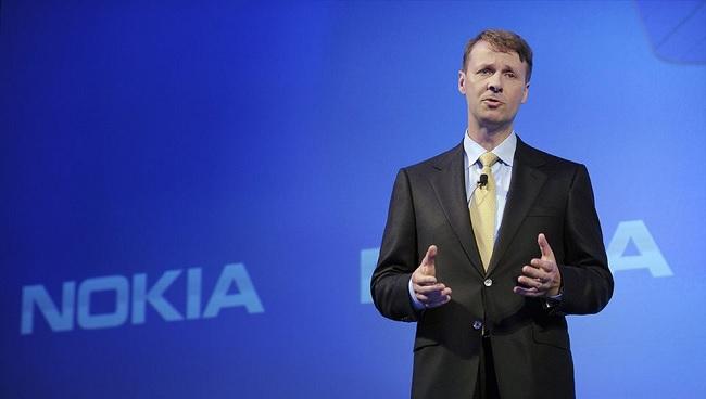 Risto Siilasmaa Nokia