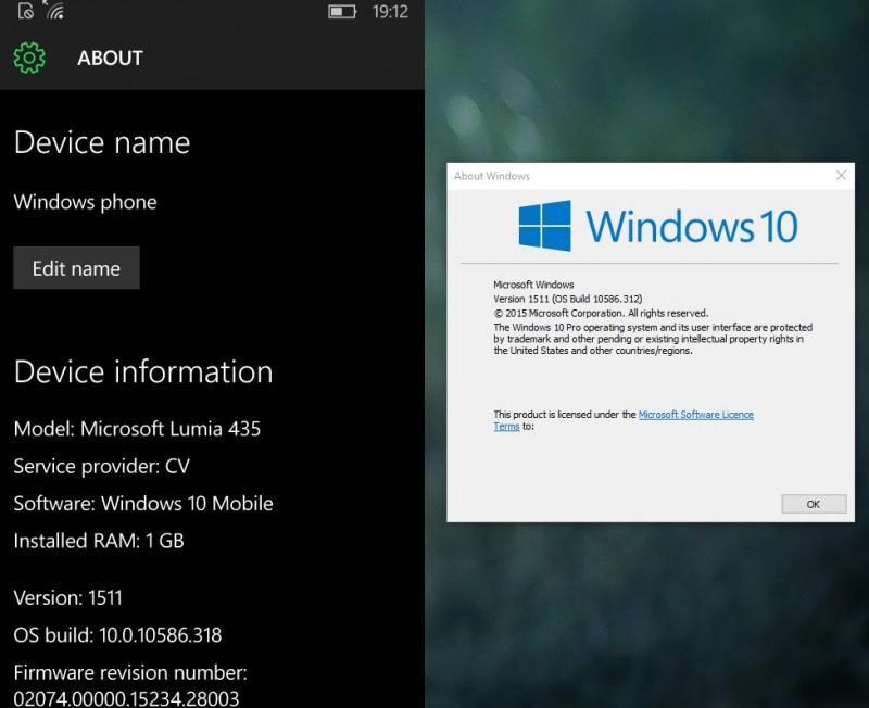 Windows 10 Cumulative Update Mei 2016