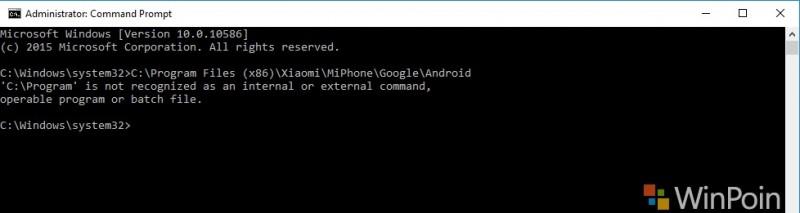 Xiaomi Mi4 Proses Falshing 1