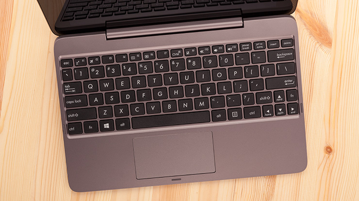 ASUS Transformer Book T100HA: Laptop Hybrid Windows 10 Mantab di Kelas Mid-end