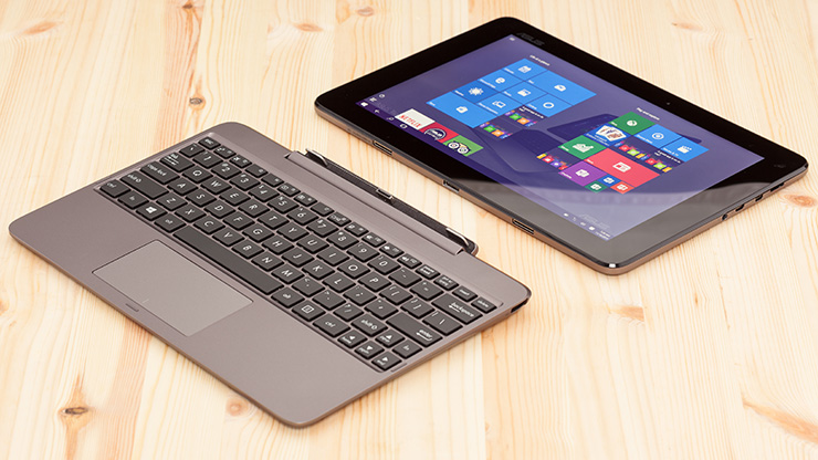 ASUS Transformer Book T100HA: Laptop Hybrid Windows 10 Mantab di Kelas Mid-end