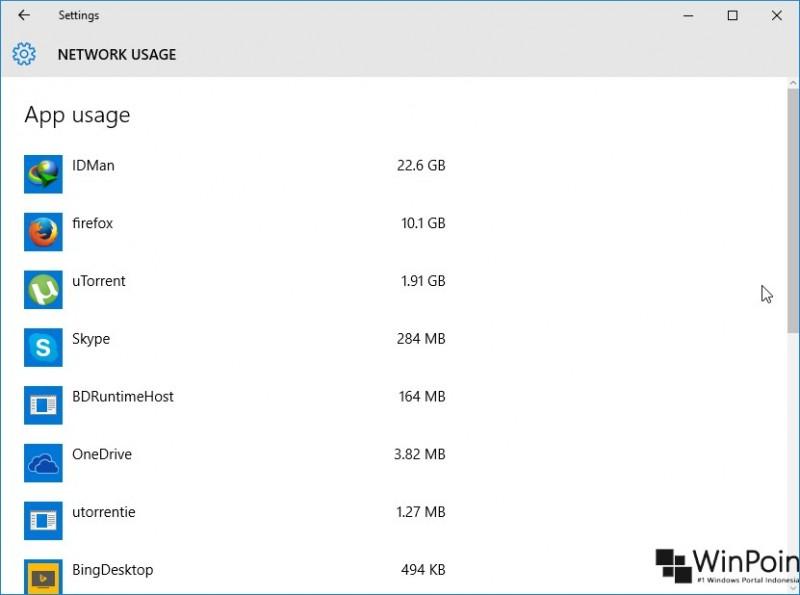 cara melihat data usage di windows 10 (2)