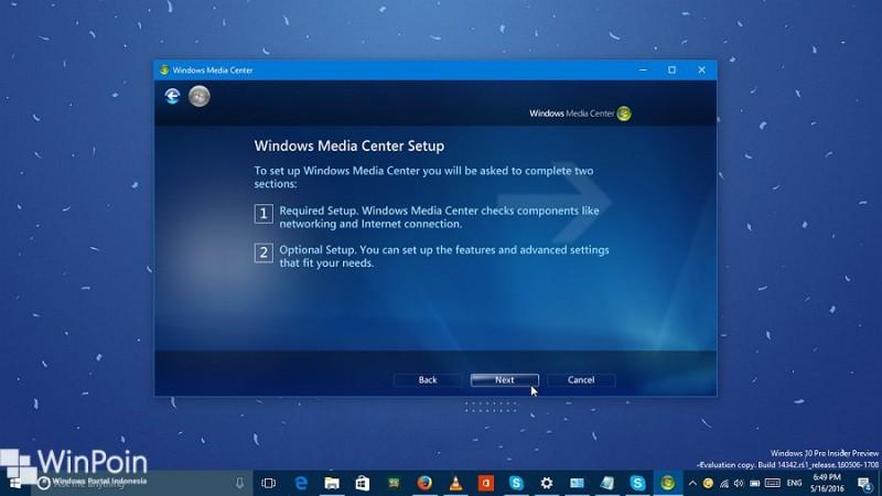 cara menggunakan windows media center di windows 10 (10)