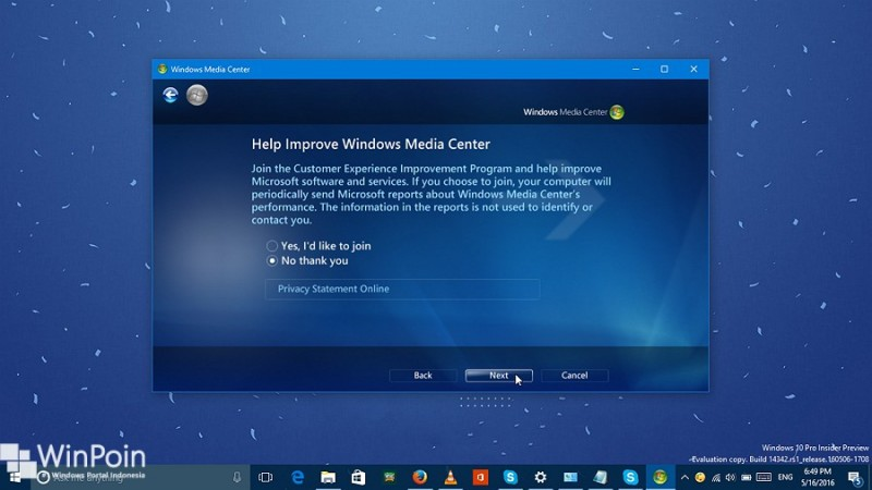 cara menggunakan windows media center di windows 10 (11)