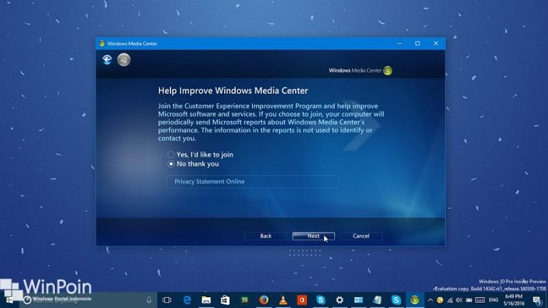 cara menggunakan windows media center di windows 10 (11)