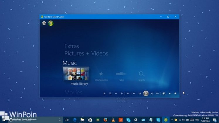 cara menggunakan windows media center di windows 10 (13)