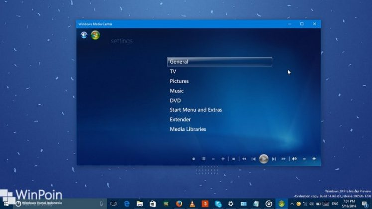 cara menggunakan windows media center di windows 10 (17)