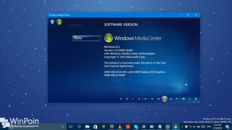 cara menggunakan windows media center di windows 10 (18)