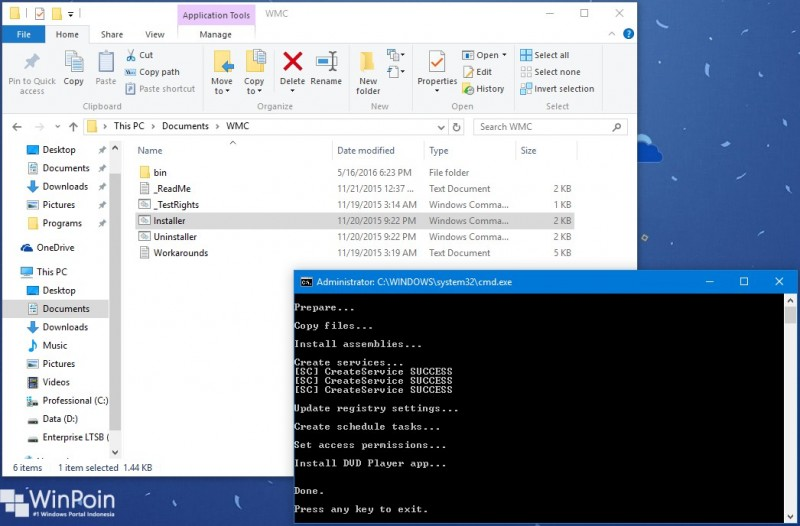 cara menggunakan windows media center di windows 10 (6)