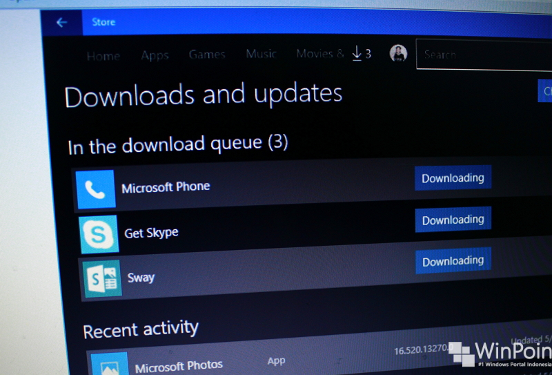 cek perbaruan aplikasi windows 10  (1)