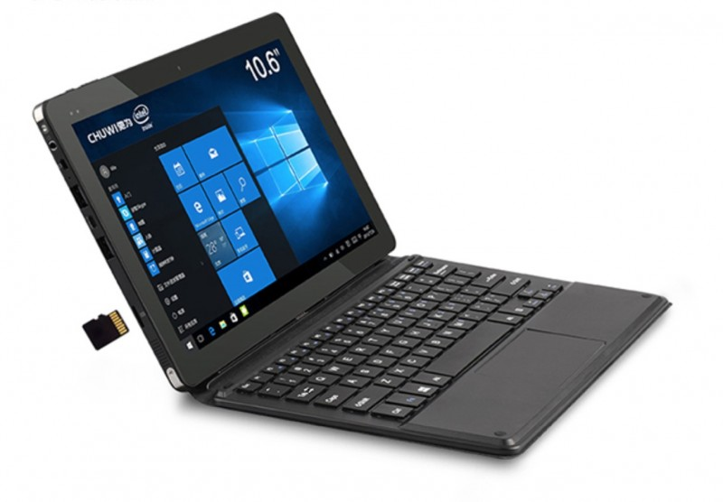 Chuwi Vi10 Ultimate: Tablet PC 2-in-1 Windows 10 Seharga 2.2 Jutaan