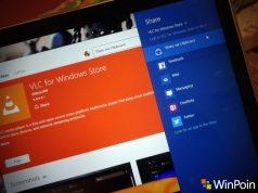 Cara Copy Link Aplikasi di Windows Store