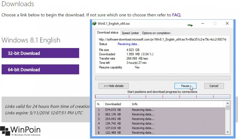 download windows langsung dari server microsoft (7)