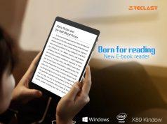 """Teclast X89 Kindow: Tablet Ebook Reader Windows 10 Murah ala """"Kindle"""""""