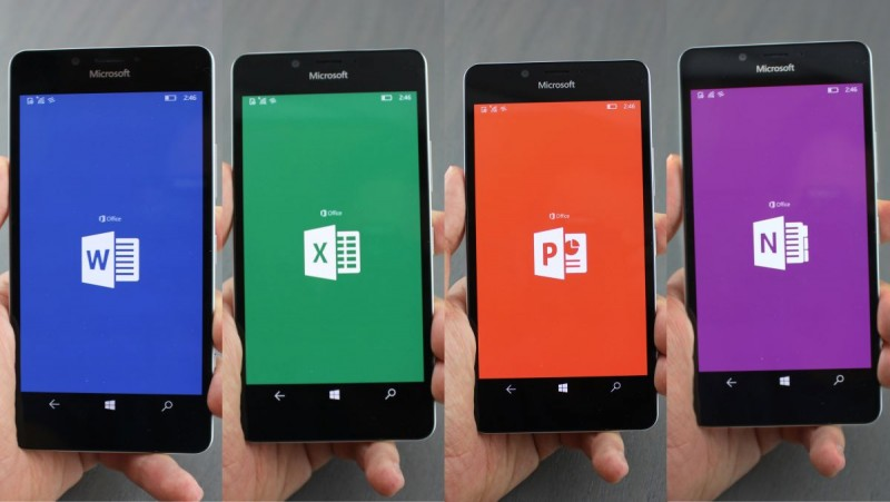 lumia 950-word-onenote-powerpoint-office-excel