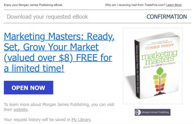 Download Ebook Premium: Marketing Master Senilai 106 ribu, Gratis!