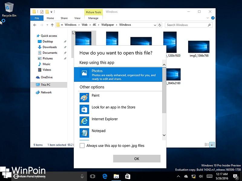 Cara Mengembalikan Windows Photo Viewer Di Windows 10 Winpoin
