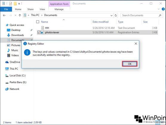 mengembalikan kembali windows photo viewer di windows 10 (5)
