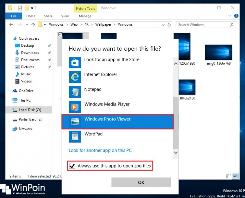 mengembalikan kembali windows photo viewer di windows 10 (6)