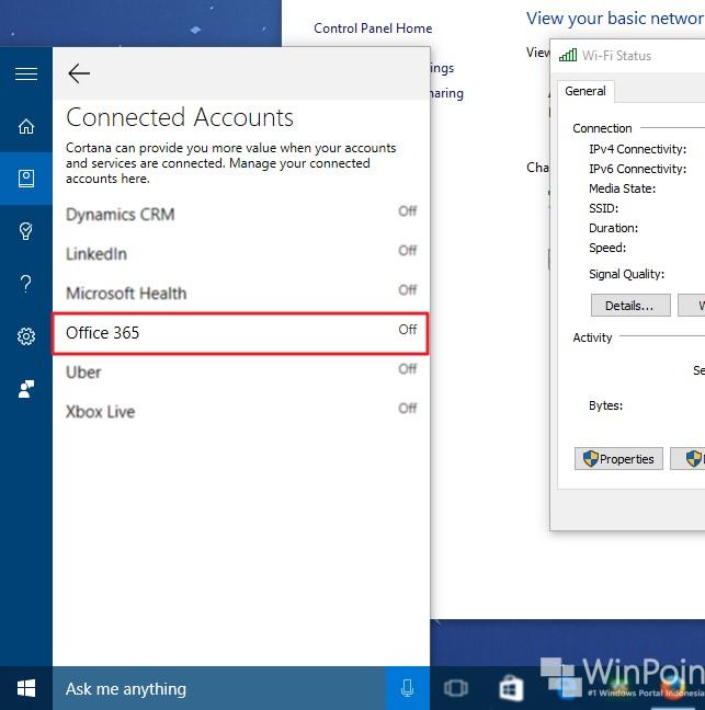 mengintegrasikan cortana ke office 365 (2)