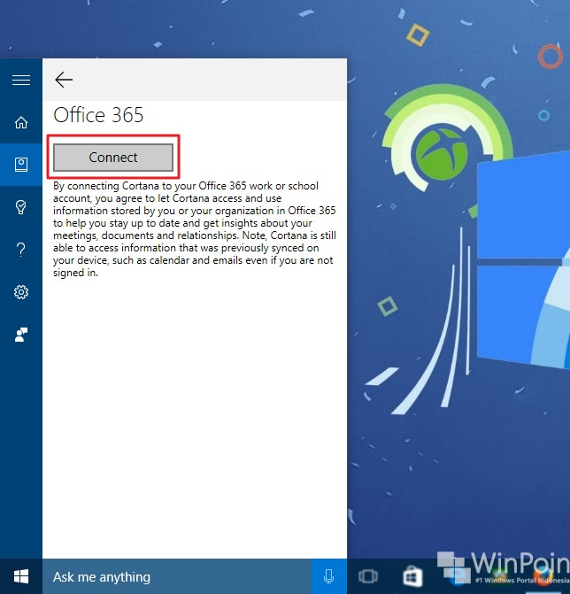 mengintegrasikan cortana ke office 365 (3)