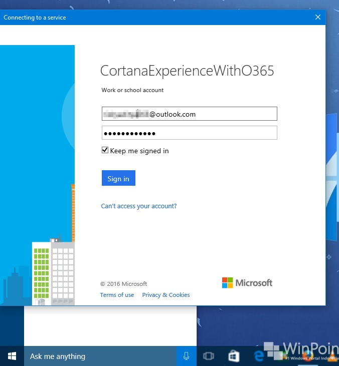 mengintegrasikan cortana ke office 365 (4)