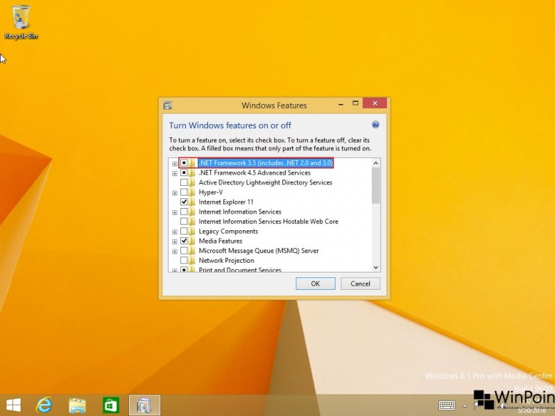 mengintegrasikan windows media center dan netfx3.5 ke ISO windows 8 (11)