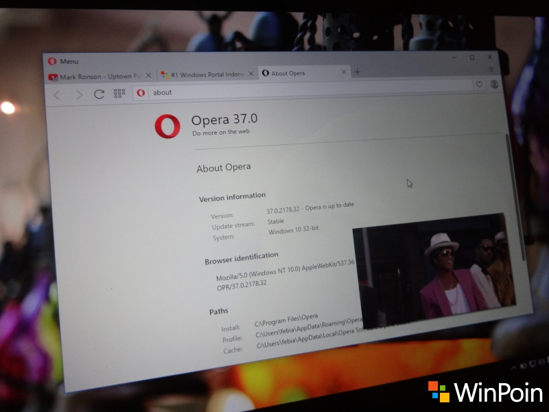 Opera 37 Dirilis, Kini Dilengkapi Built-in Ad Blocker